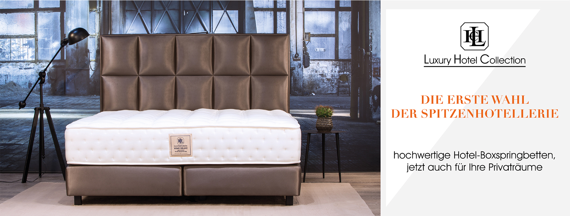 Boxspringbetten Luxury Hotel Collection